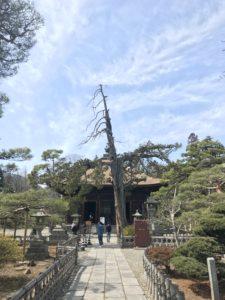 善光寺の経蔵