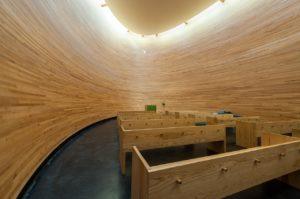 ヘルシンキのカンピ礼拝堂