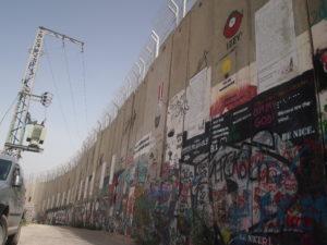 ベツレヘムの分離壁