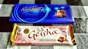 Fazel社のチョコレート