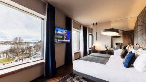 ホテル クラーク ブダペストの部屋