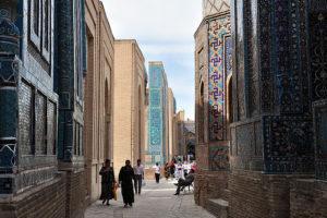 ウズベキスタンの世界遺産都市ヒヴァ