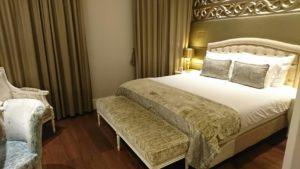 プレステージ ホテル ブダペストの部屋