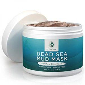 死海の泥パック