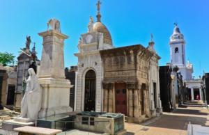 レコレータ墓地(RECOLETA CEMETERY)