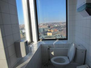 Torni Hotelのトイレ