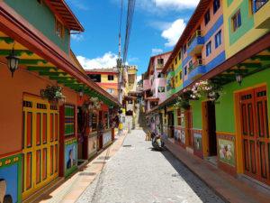 グアタペの風景