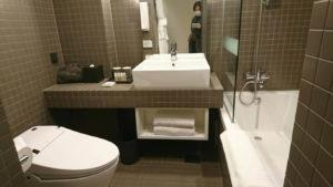 新羅ステイ瑞草のバストイレ