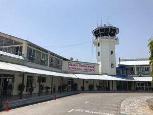 ポカラの空港
