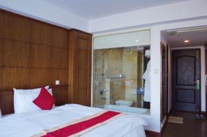 ヒマラヤンフロントホテルの部屋