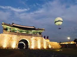 水原(スウォン)・水原華城